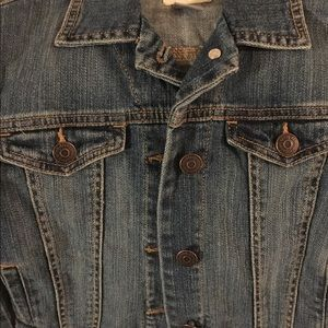 NWT Girls Jean jacket
